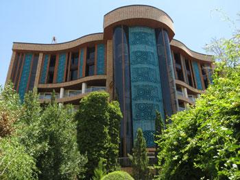 افتتاح-فاز-دوم-هتل-کوثر-اصفهان
