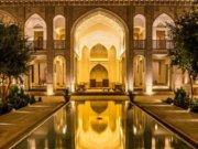 هتل سرای عامری ها، برنده جایزه بهترین نورپردازی جهان