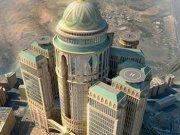 بزرگترین هتل جهان قرار است در شهر مکه ساخته شود