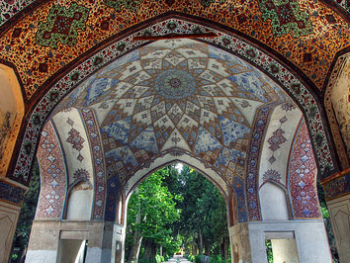 رزرو هتل در کاشان برای عید نوروز 97