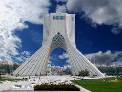 Azadi Sq Tehran
