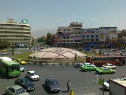 Enghelab Sq Tehran