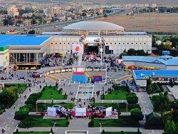 عکس نمایشگاه بین المللی مشهد
