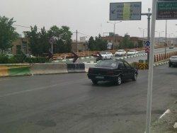 Shirazi Street Mashhad