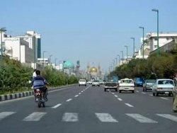 Tabrasi Street Mashhad