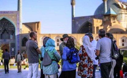 اخیرا تقاضای سفر به ایران بالا رفته
