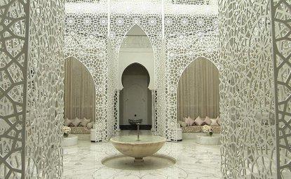 طراح برجسته ی این بنا  Hicham Lahlou است