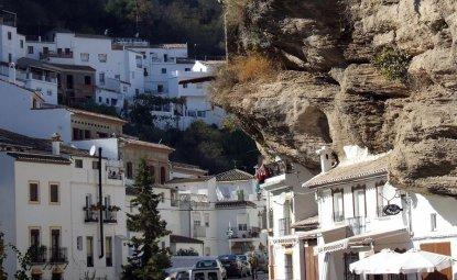 روستای Setenil de las Bodegas