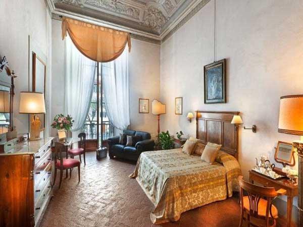 بهترین هتل های اقتصادی و ارزان قیمت در فلورانس ایتالیا