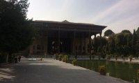 Isfahan Travel Itinerary Chehel Sotoon