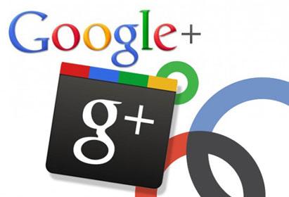 صفحه گوگل پلاس