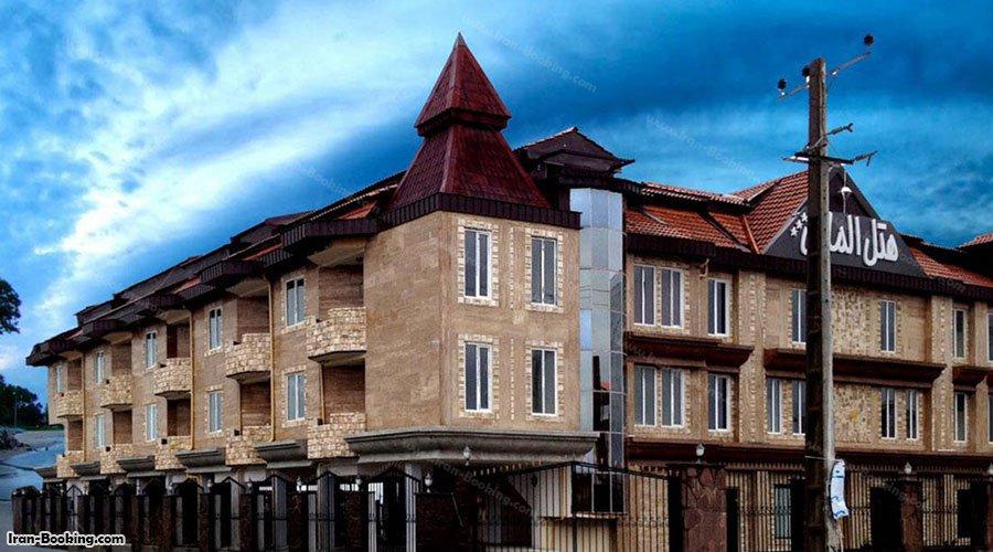 Almas Hotel Anzali
