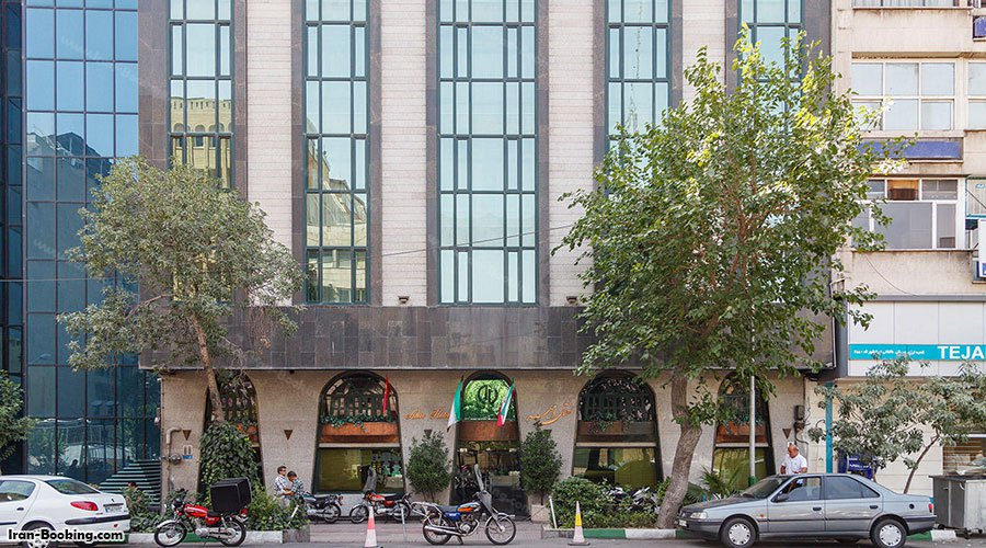 Amir Hotel Tehran