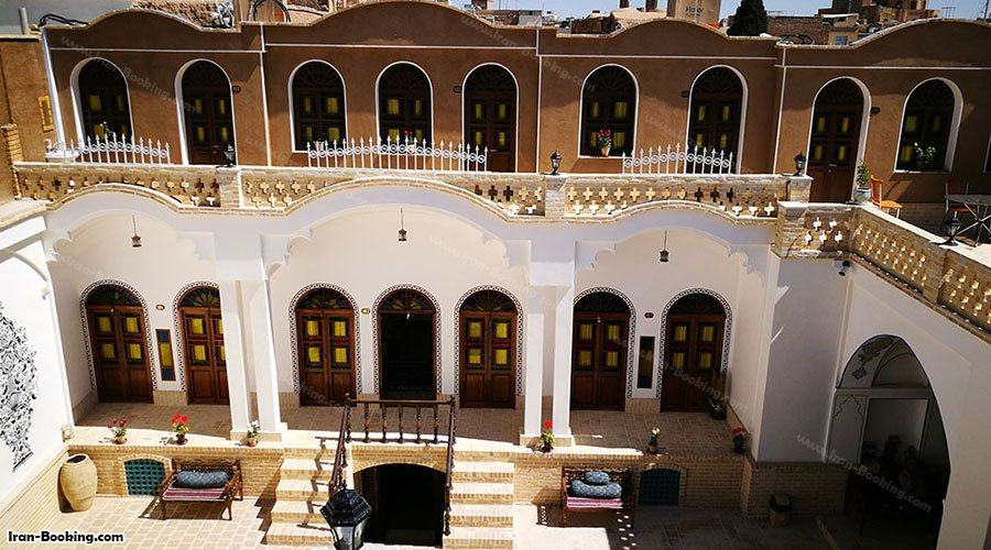 Amirza Hotel Kashan