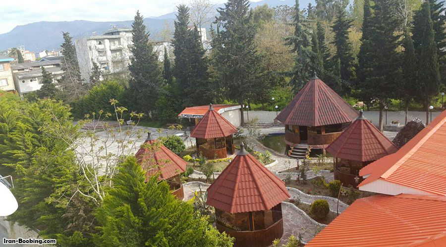 Apadana Hotel Nowshahr
