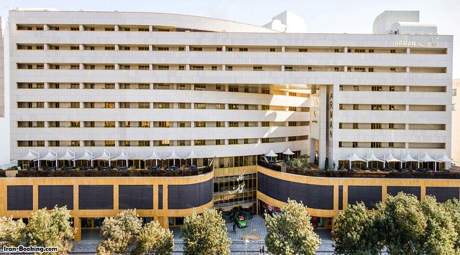 Sun Plaza Hotel Arman