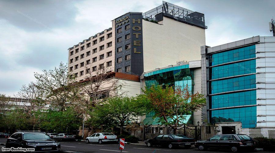 هتل آتانا تهران