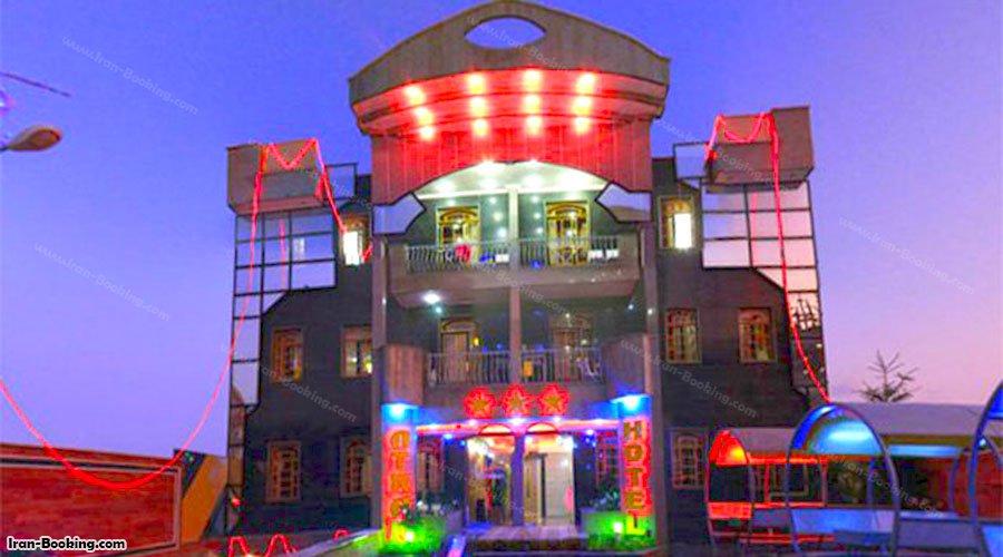 Atrak Hotel Sarein