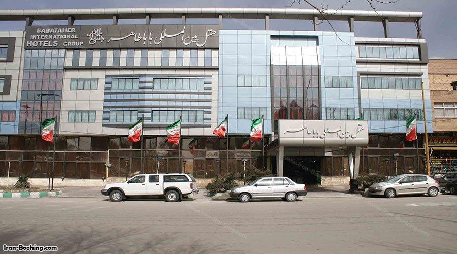 Baba taher Hotel Tehran