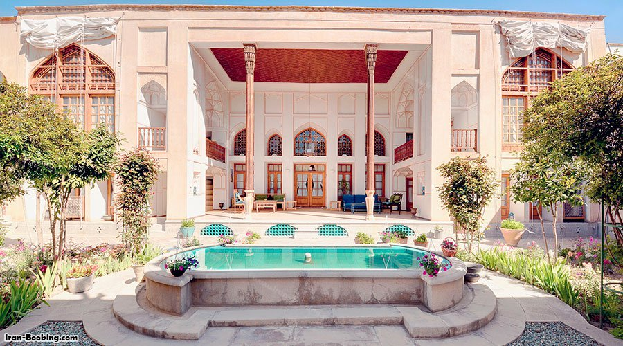 هتل خانه بخردی اصفهان
