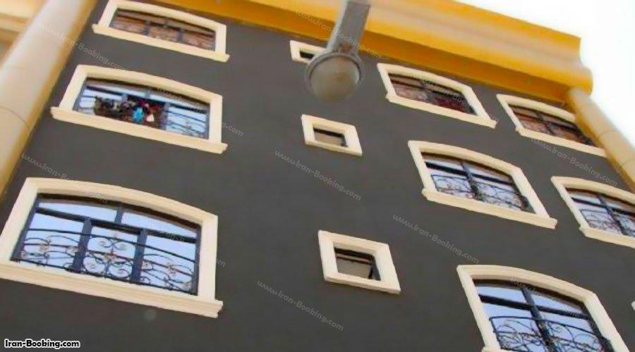 هتل آپارتمان برجیس مشهد
