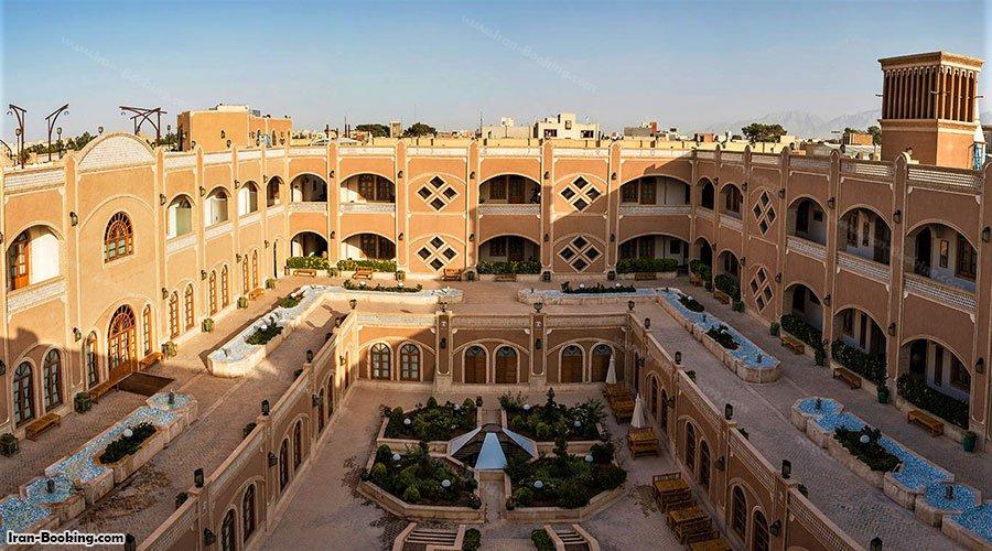 Hotel Dad Yazd