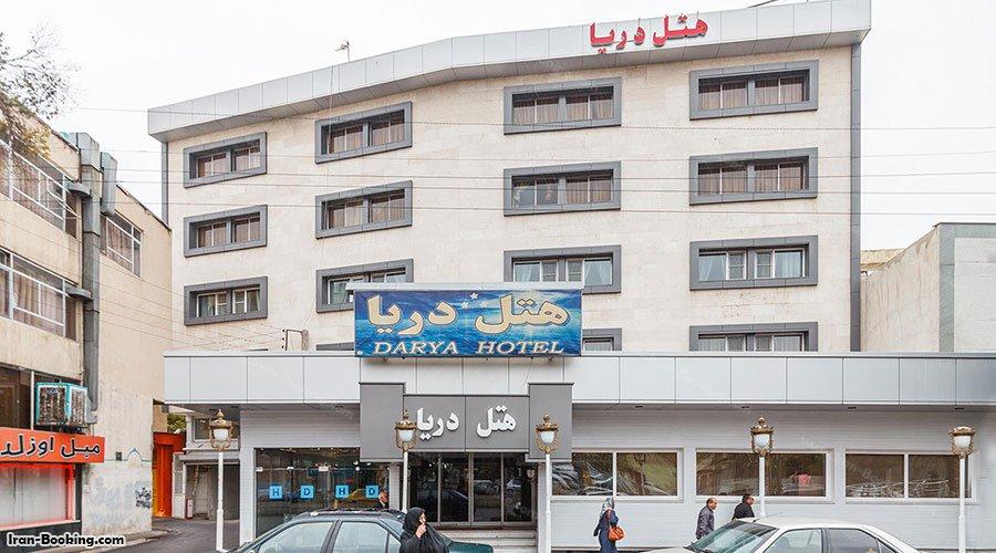Darya Hotel Tabriz
