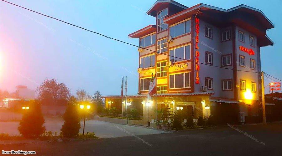 هتل دنیز انزلی