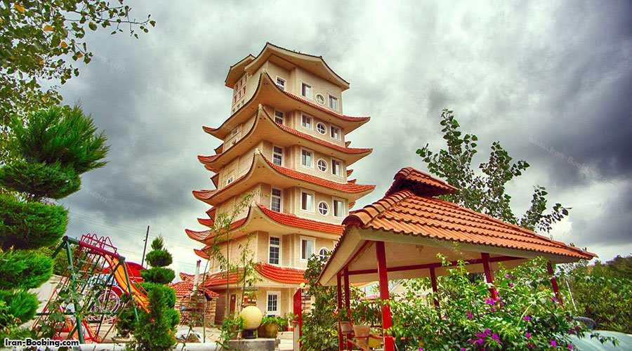 Emperator Chalak Hotel Lahijan