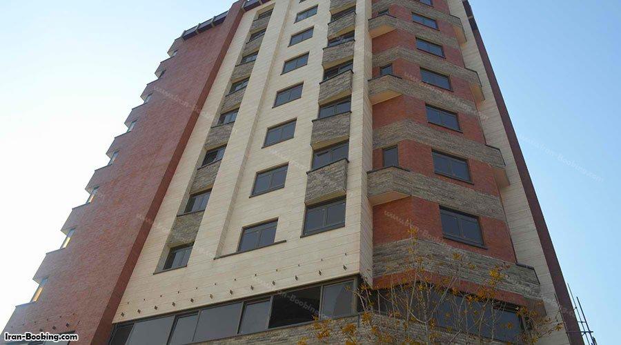 Eskan Alvand Hotel Tehran