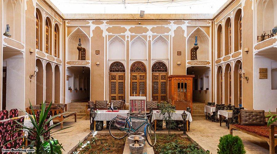 Fahadan Hotel Yazd
