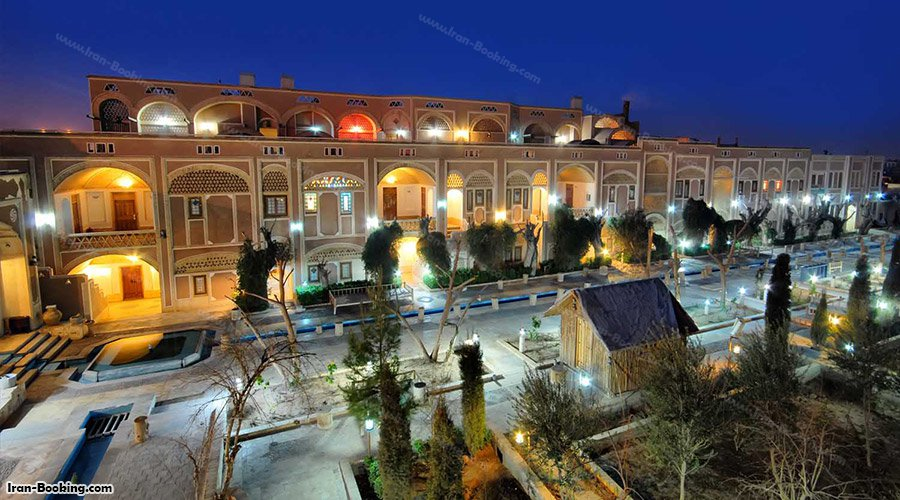 Hotel Moshir Garden Yazd