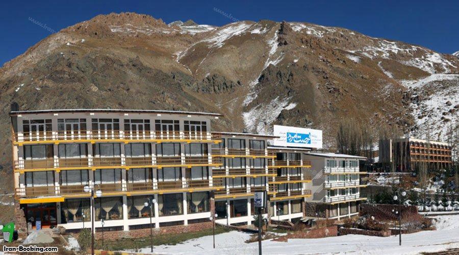 Jahangardi Hotel Dizin