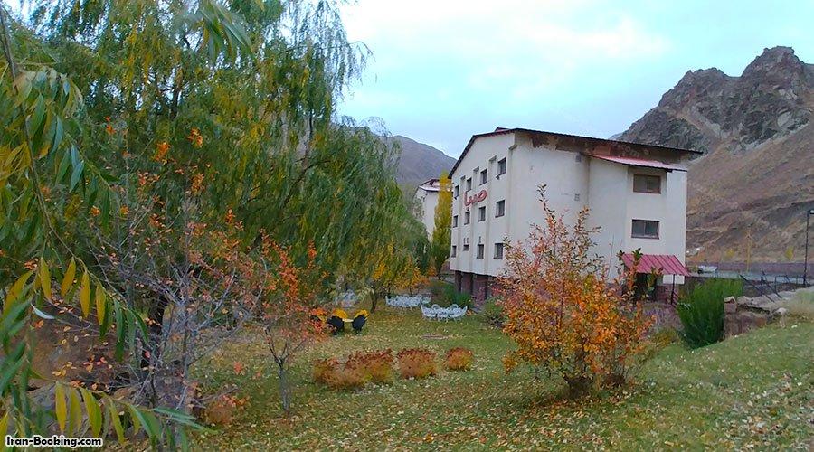 Gajereh Hotel Dizin