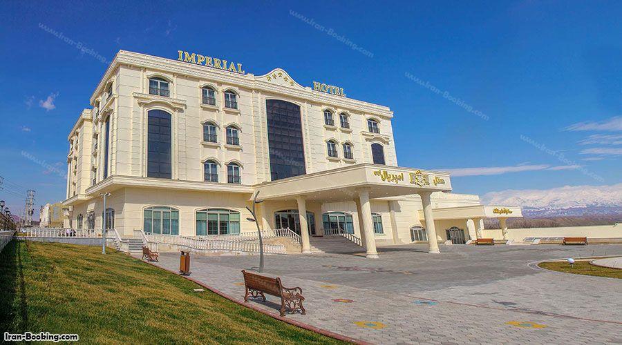 Imperial Hotel Aras
