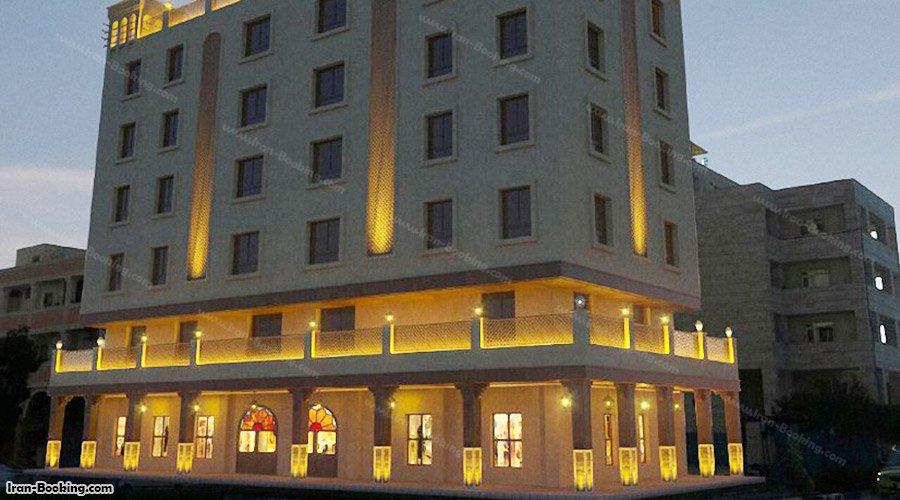 Irman Boutique Hotel Qeshm