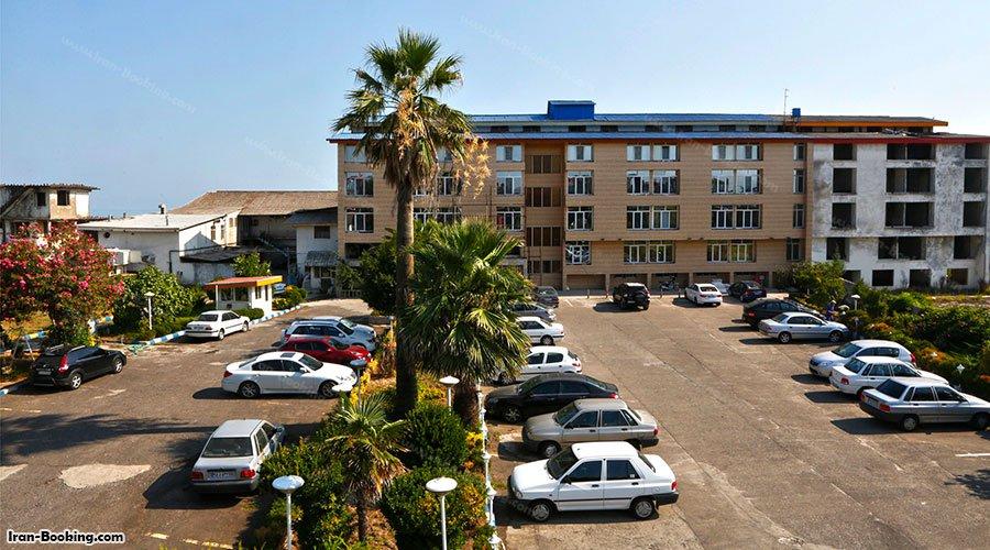 Kadousan Hotel Anzali