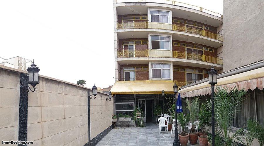Khayyam Hotel Tehran