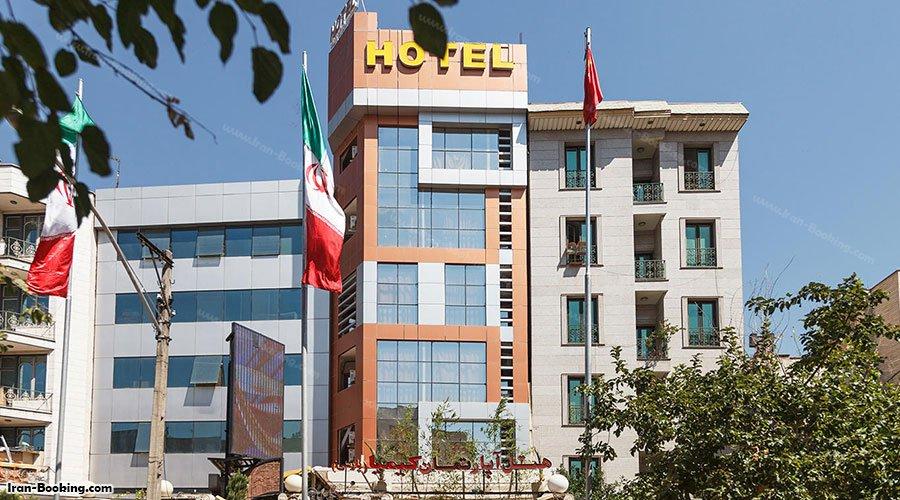 Kimia Hotel Apt Tehran