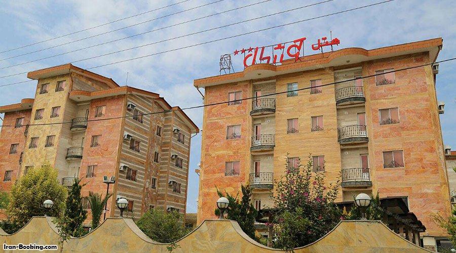 Kooshal hotel Chalus