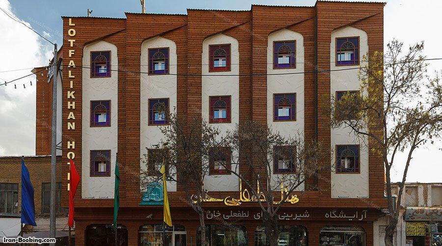 Lotfalikhan Hotel Shiraz