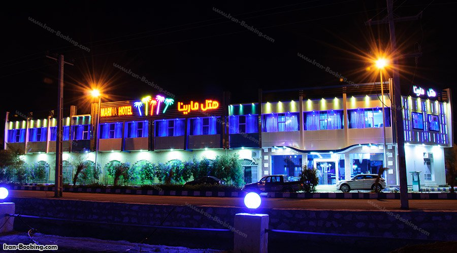 Marina 1 Hotel Qeshm