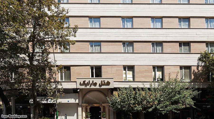 Marlik Hotel Tehran