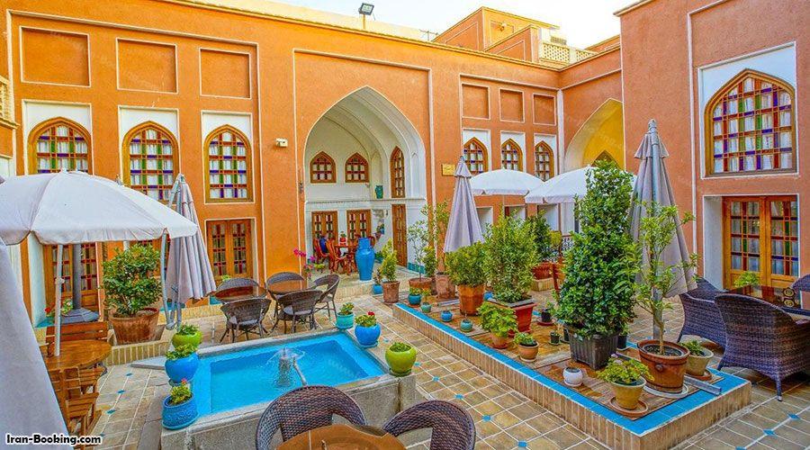 هتل سنتی میناس اصفهان