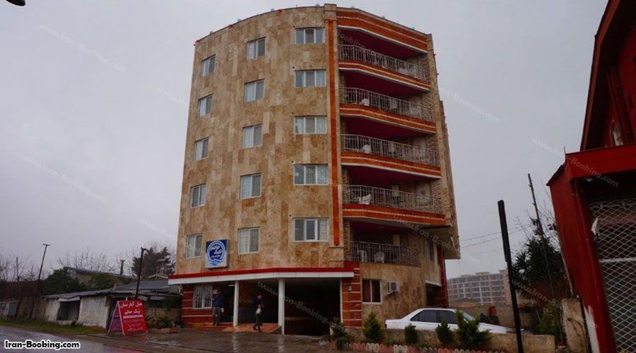 Nik Hatam Hotel Chalus