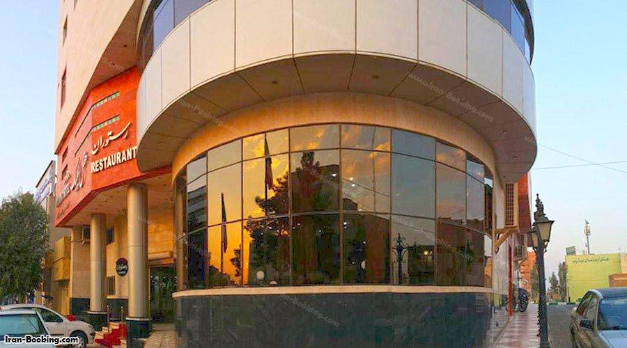 Olympic Hotel Qom