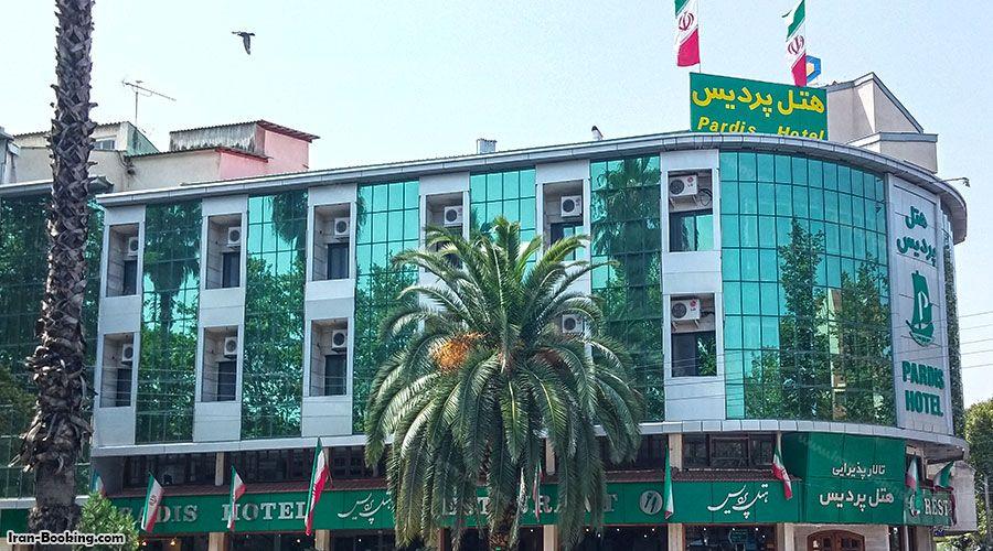 Pardis Hotel Rasht