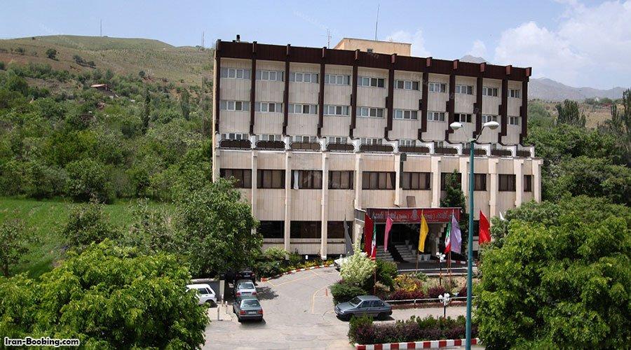 Parsian Azadi Hotel Hamadan