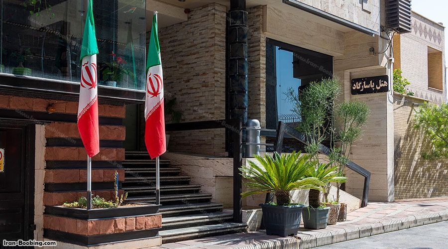 Pasargad Hotel Bushehr