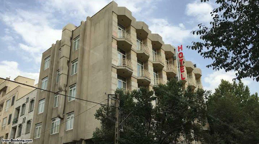 Pasargad Hotel Tehran